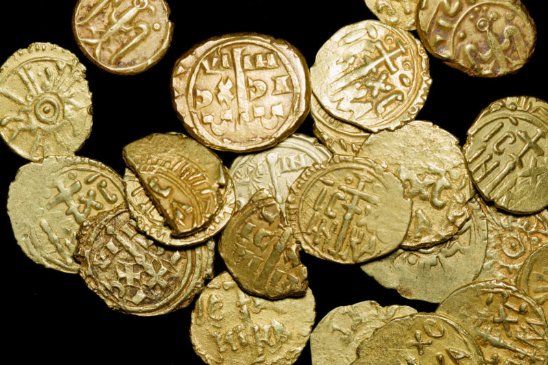 Islamic Coin Collection – Giulio Bernardi